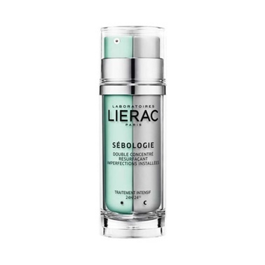 Lierac Lierac Sebologie Double Concentrate 2x15ml Renksiz